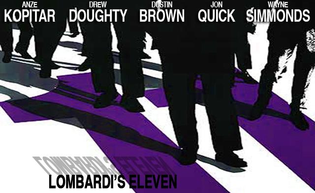 Lombardi's Eleven