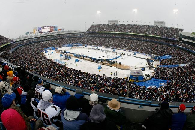Avs Winter Classic Beer me an L.a Winter Classic