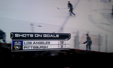Broadcast Fail 'Shots on Goals' FS West