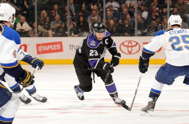 Kings vs. Blues 3-17-11