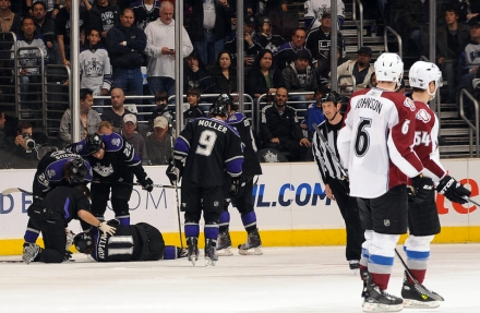 Kopitar Injury