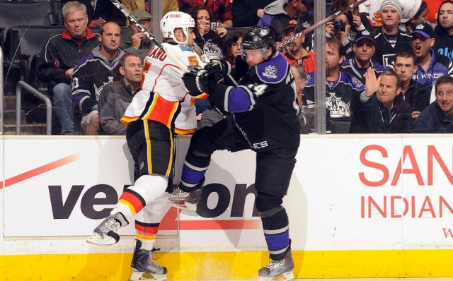 Williams vs Flames 3-21-11