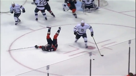 Doughty Perry Goal